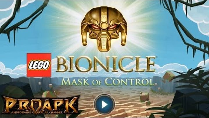 LEGO BIONICLE 2 - MASK OF CONTROL Gameplay IOS / Android