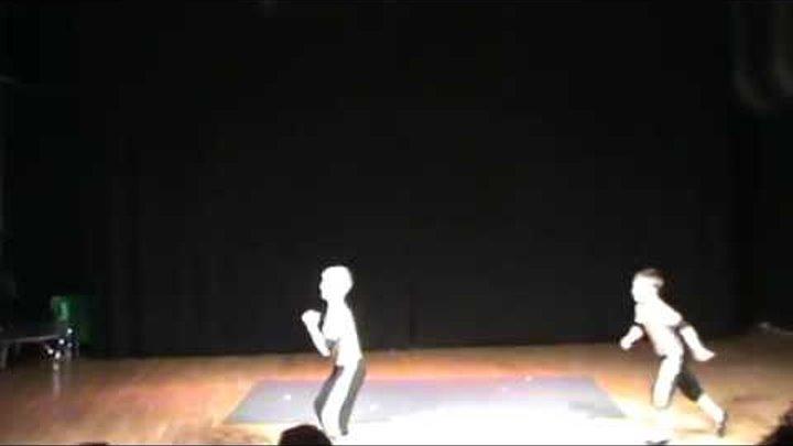 """Парная акробатика """"Респект"""" Богданов Александр, Елизарьев Никита Швеция Стокгольм 2010 год"""