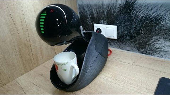 Dolce Gusto Movenza Kaffee Espresso Maschine Nescafe Krups
