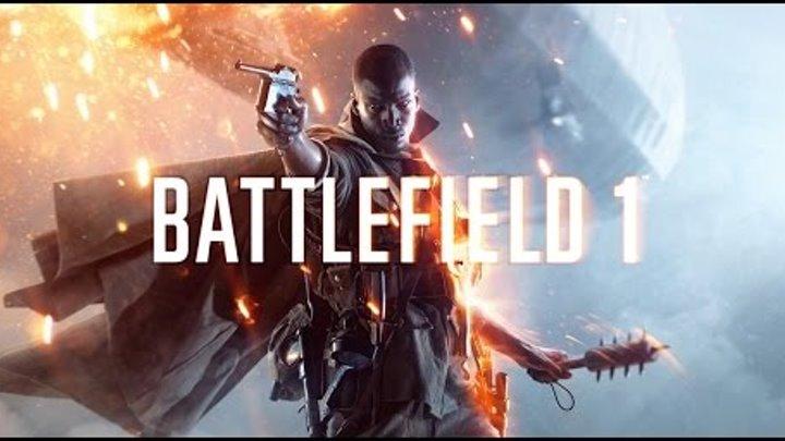 Battlefield 1 | Сквозь грязь и кровь. Окончание миссии. Стрим.