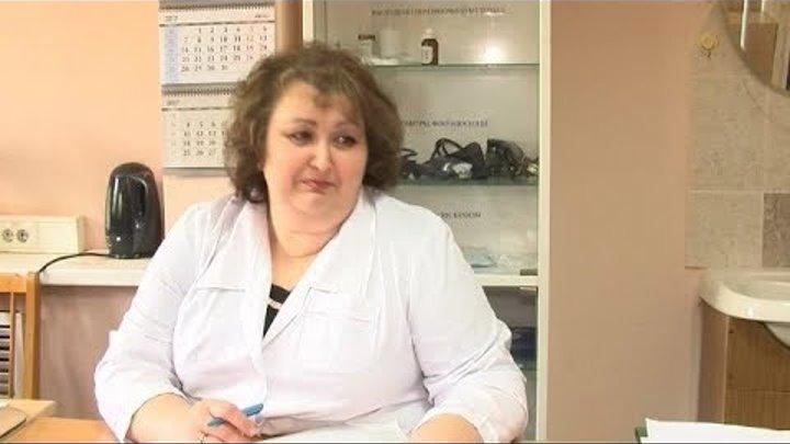 Год здоровья. «Анжела Личино - медсестра Лянторского УТТ-2»