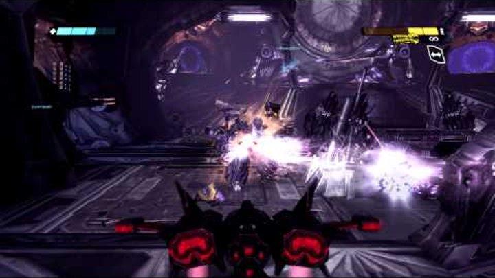 Прохождение игры Трансформеры битва за кибертрон часть 19
