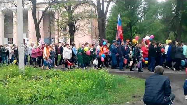 Бессмертный Полк -Макеевка Советский район!
