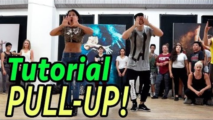 """PULL UP"" - Jason Derulo Dance TUTORIAL | @MattSteffanina Choreography (How To Dance)"
