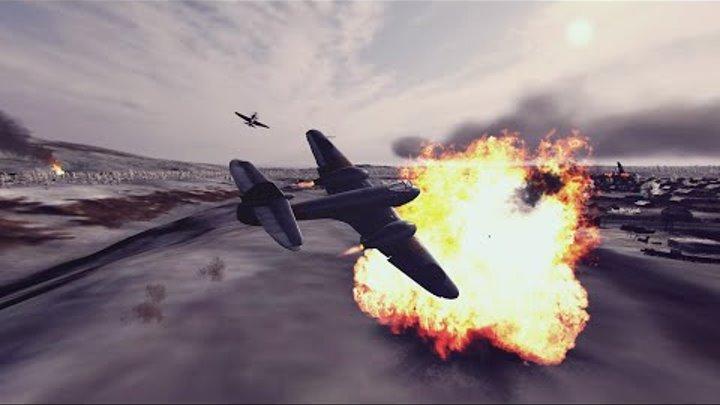 Раш по центру | Meteor F.1
