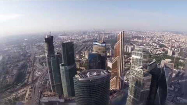 Москва-Сити / Moscow-City