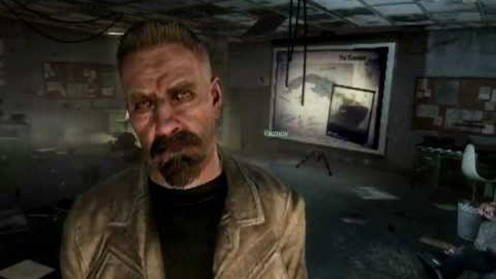 Call of Duty Black Ops- Иллюзии Резнова
