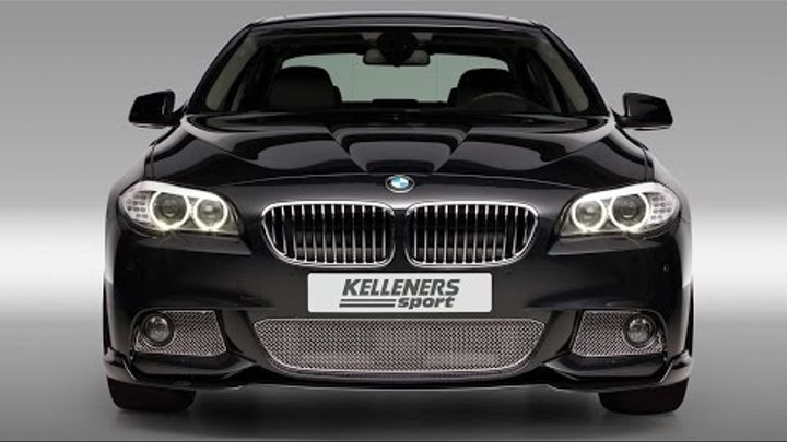 #1156. Kelleners BMW 5 series with M Sports Package F10 2011 (Концепт и тюнинг)