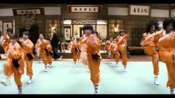 Jackie Chan Stunt Team в ВИЙ-2. ПУТЕШЕСТВИЕ В КИТАЙ 3D