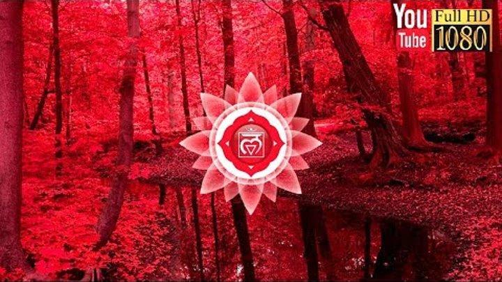 30 min 🎶 Primer Chakra 🎶 Música Relajante para Meditar, Calmar la Mente 🎶 Música para Trabajar