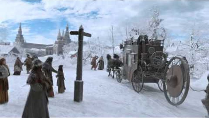 Вий 2 Путешествие в Китай 2016 Trailer HD