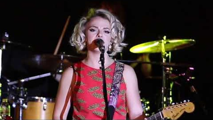 Samantha Fish (Blood In The Water) 2018