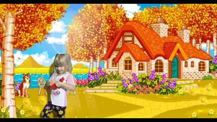 """Новая сказка!!! Лиза - """"Красная шапочка"""" (A new tale!!! Lisa - """" Red riding hood"""")"""