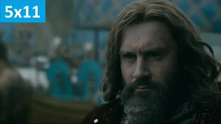 Викинги 5 сезон 11 серия - Промо (Без перевода, 2018) Vikings 5x11 Promo