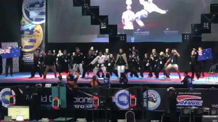 Сборная Новой Зеландии на чемпионате мира в Аргентине