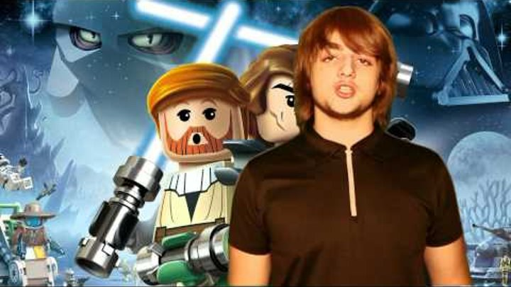 "Lollipop Games - Обзор игры ""Lego Star Wars 3 The Clone Wars"""