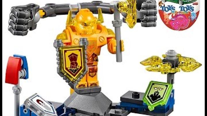 LEGO Nexo Knights Абсолютная сила Аксель