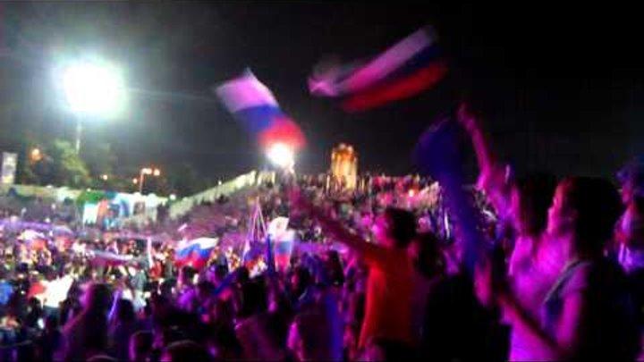Россия - Польша перерыв