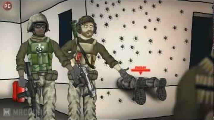Друзья по Battlefield - Подлый выстрел (2 сезон 4 серия)