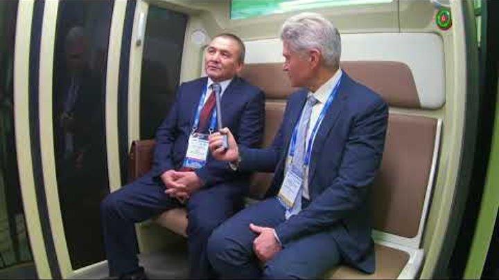 SKY WAY. Министр транспорта и дорог Кыргызстана о SkyWay