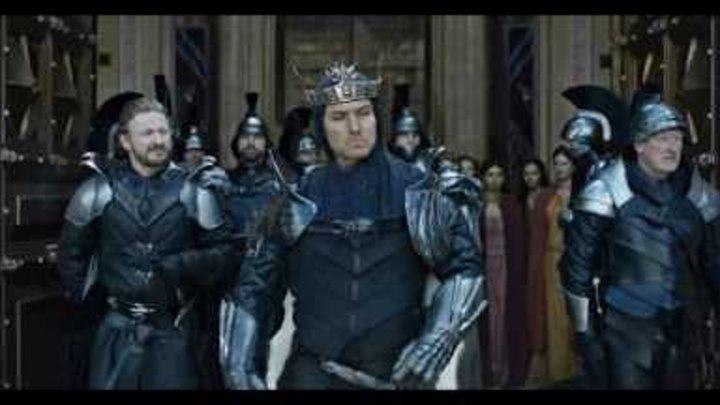 Меч короля Артура (русскоязычный трейлер фильма)
