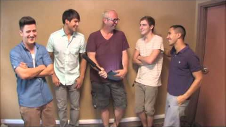 Big Time Rush Funny Moments Part 1