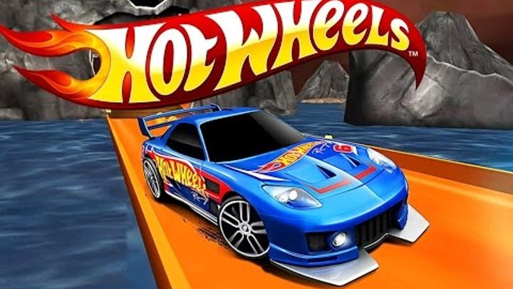 Hot Wheels / Хот Вилс. Развивающий мультик для детей на русском языке.Обзор лучших гоночных машин!