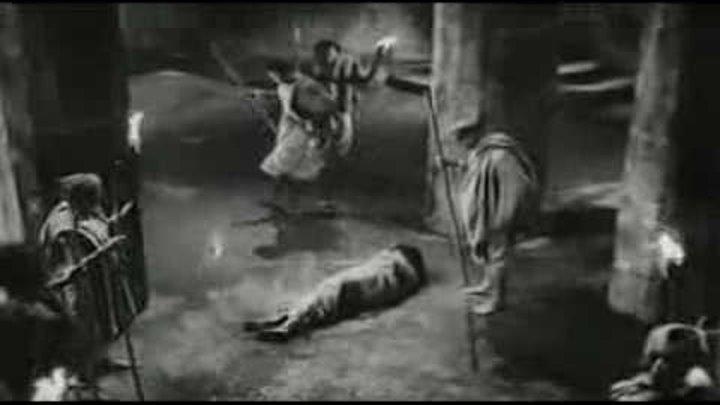 «Бродяга / Awara» 1951 (хинди) ЧАСТЬ 2.flv