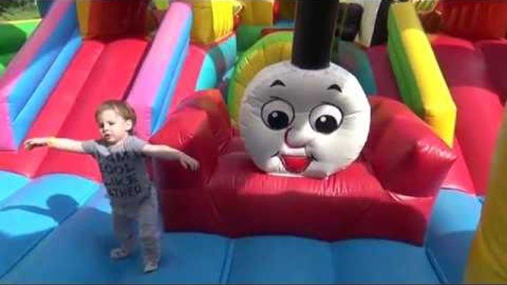 ГОРКИ Томас и Его Друзья Паровозик Развлечения Для Детей Thomas and Friends for kids