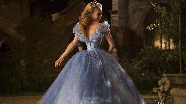 Золушка (Cinderella) 2015. Трейлер русский дублированный [HD]