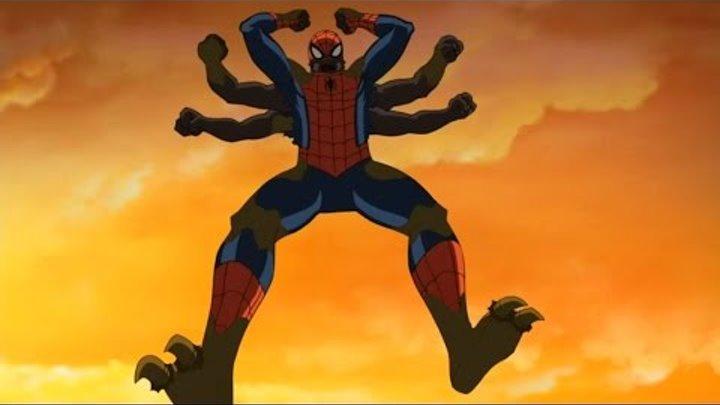 Великий Человек-паук -- Дикий Человек-Паук -- Сезон 3 Серия 8