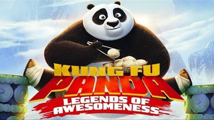 KUNG FU PANDA: Legends of Awesomeness on QTV | ANONS | КУНГ-ФУ ПАНДА Удивительные легенды | BONIKSUA