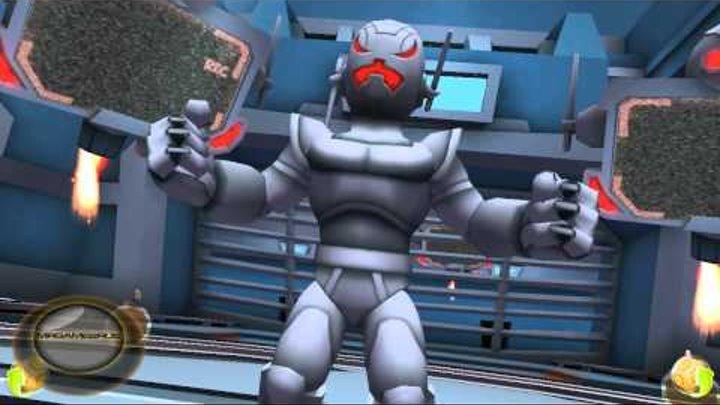 Marvel Super Hero Squad Online Villain Intros Take Four- HD