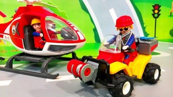 Мультики про машинки. Супер Игрушки в мультике – Герои спасают детей. Лего мультфильмы для детей