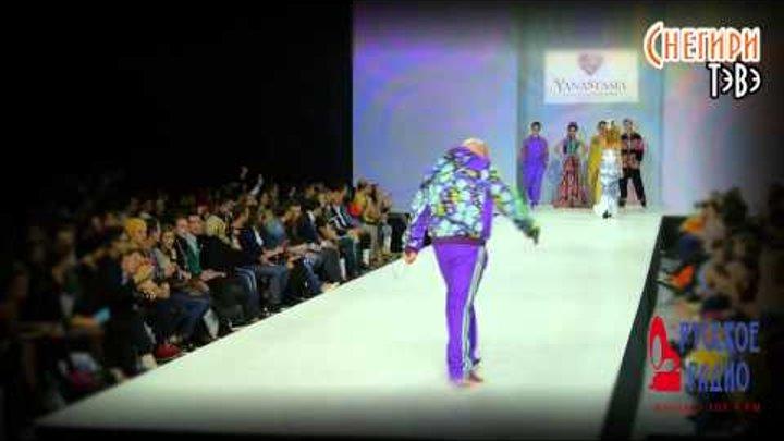 """Fashion TV-YANASTASIA """"Неделя высокой Моды В Москве""""-Специальный репортаж"""