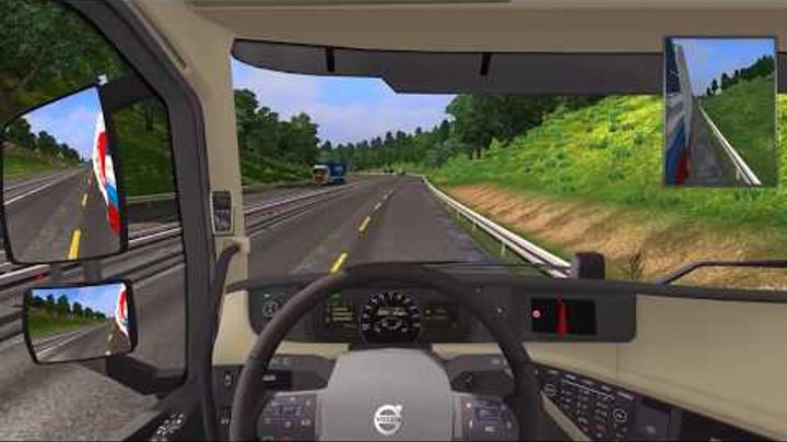 ETS 2 Euro Truck Simulator 2 MHAPro map Osnabruck-Remscheld
