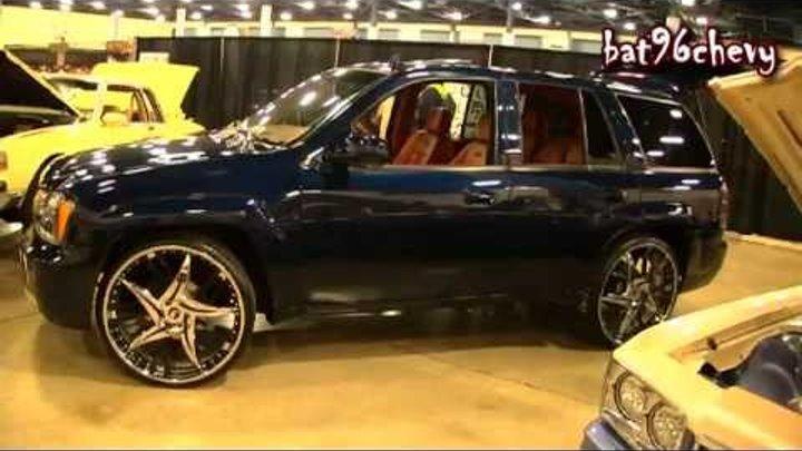 "2007 Chevy TrailBlazer SS on 26"" Forgiatos - 1080p HD"