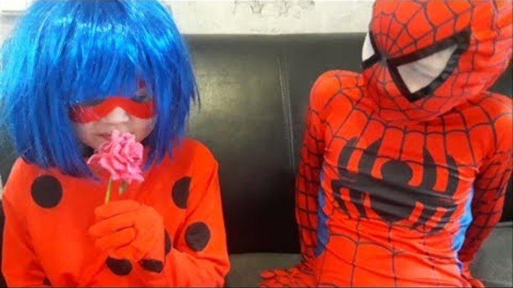 ❀ Lady Bub and Super Cat season 2 Spiderman 2 Сезон 1 Серия Леди Баг и Супер-Кот