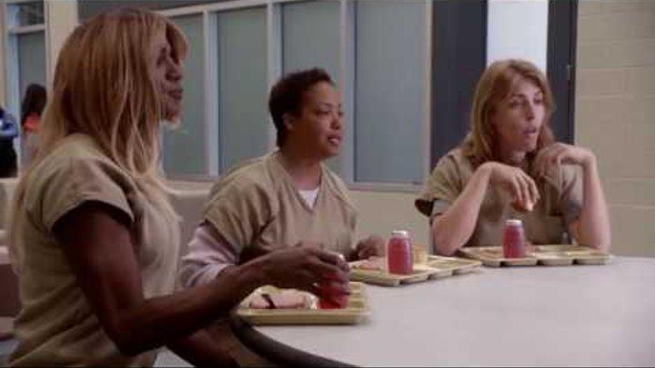 Королевы крика - Шанель выходит из тюрьмы