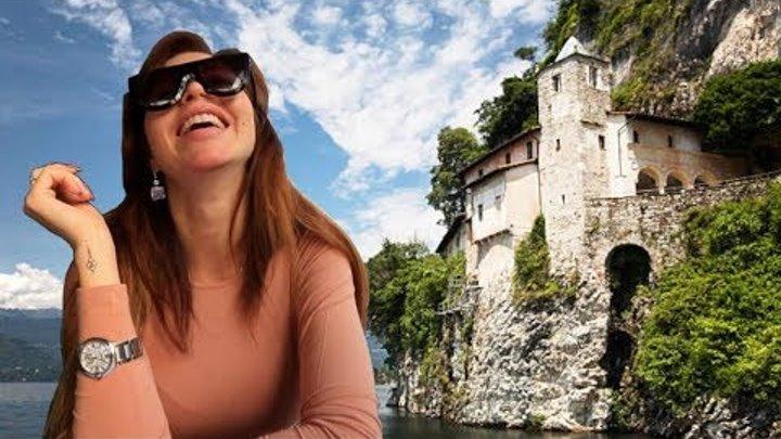 Секретные женские практики на озере Маджоре, Италия