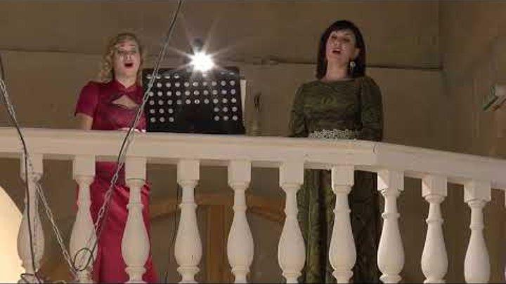 П.И. Чайковский - опера «Пиковая дама». Дуэт Лизы и Полины