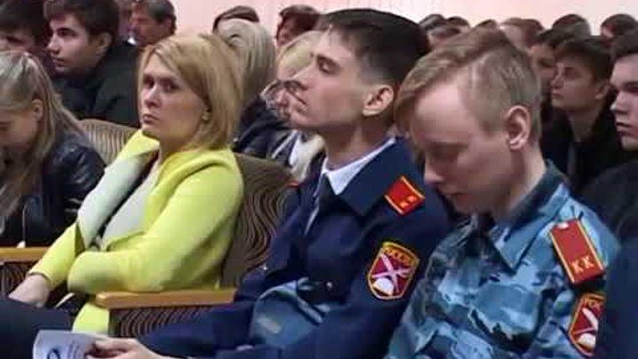 2018-04-28 В КТИ (филиале) ВолгГТУ день открытых дверей (Камышин-ТВ)