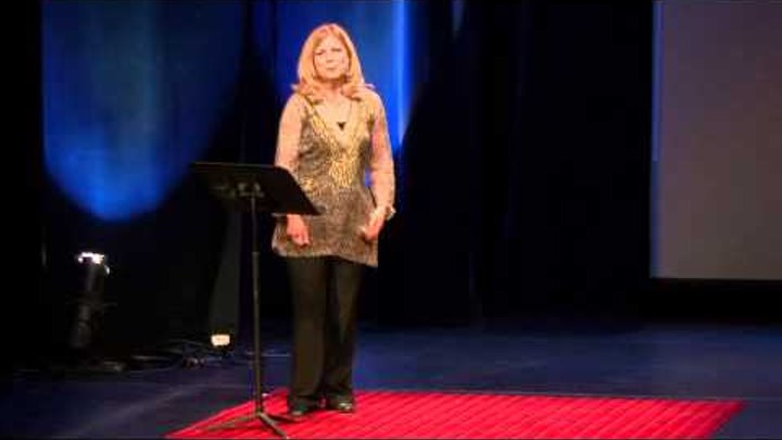 Life is short, family is forever: Jane Carlson at TEDxConejo 2012