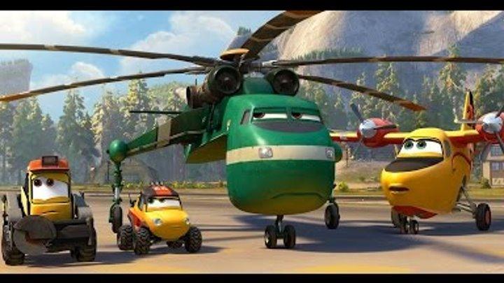 Самолеты Огонь и вода смотреть полностью на русском обзор игрушек Disney Store