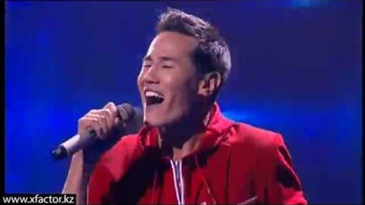 Астана Каргабай. What is love. X Factor Казахстан. 3 концерт. Эпизод 12. Сезон 6.
