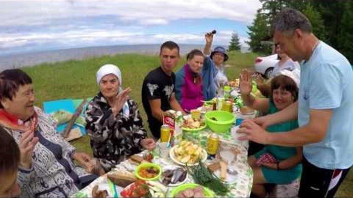 Поездка на Родину-2 Едем на Байкал 3 серия