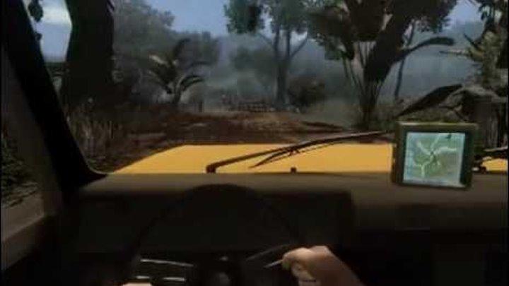 Игры на вынос - Far Cry 2 Часть 1из2