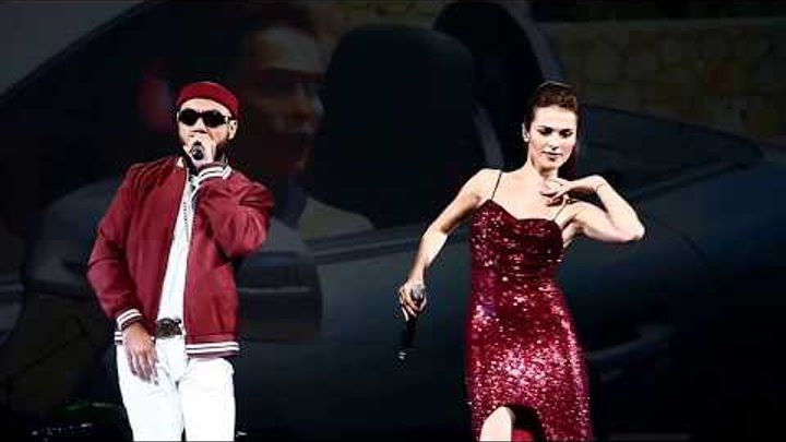 Удачные песни - Сати Казанова - Я украду - Радио Дача 5 лет - Санкт Петербург