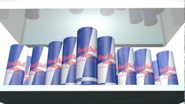 Red Bull Canimation - James Shackcloth - JIMJAMstudios