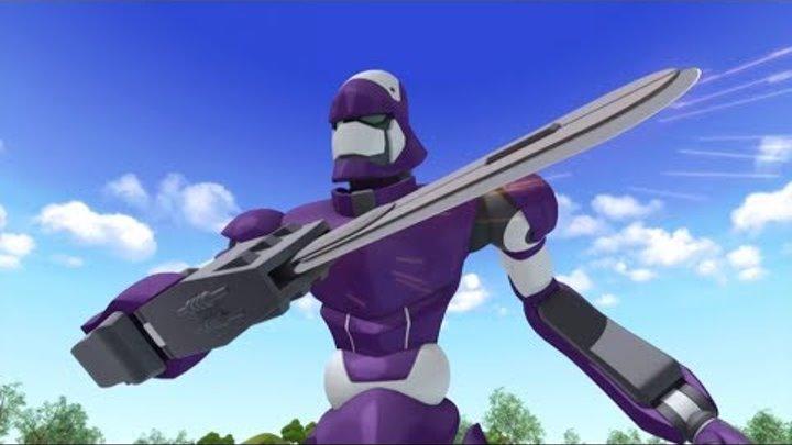 Тоботы 4 сезон - Новые серии - 8 Серия | Мультики про роботов трансформеров